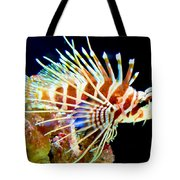 Lionfish 1 Tote Bag