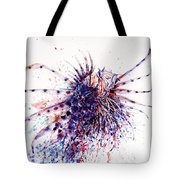 Lionfish Tote Bag
