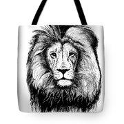 Lionking Tote Bag