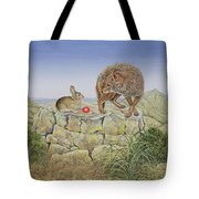 Lions Hotel Tote Bag