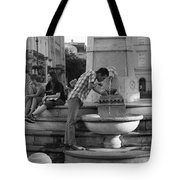 Lion's Share Tote Bag