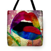 Lips Tote Bag