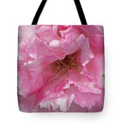 Lips Of A Rose Tote Bag