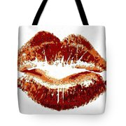 Lips Of Passion Tote Bag