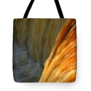 Liquid Amber Tote Bag