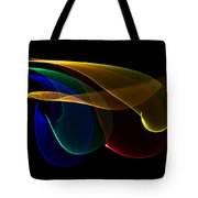 Liquid Colors Tote Bag