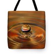 Liquid Orb Tote Bag