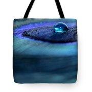 Liquid Saphire Tote Bag