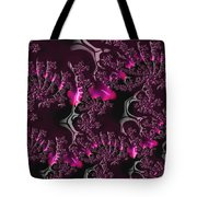Liquified Colors Phone Cases Tote Bag