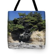 Den Of The Coastal Bigfoot Tote Bag