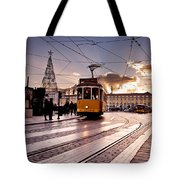 Lisbon Light Tote Bag
