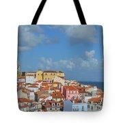 Lisbon Portugal Tote Bag
