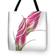 Lisianthus Love Tote Bag
