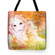 Listen To The Colour Of Your Dreams Tote Bag