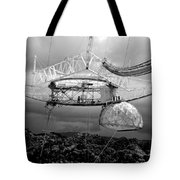 Listening For Life Tote Bag