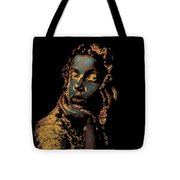 Listening To The Silence Tote Bag