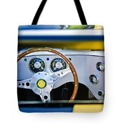 Lister Steering Wheel Tote Bag
