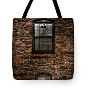 Lit Window Tote Bag