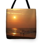 Litchfield Sunrise Tote Bag