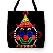 Lite Brite - The Classic Clown Tote Bag