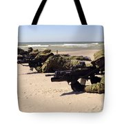 Lithuanian Special Forces Members Lie Tote Bag