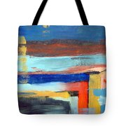 Little Abstract #1 Tote Bag