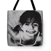 Little Ballerina Tote Bag