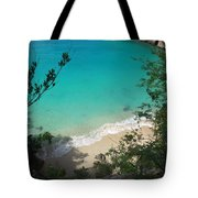 Little Bay Latitude Tote Bag