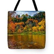 Little Beaver Creek Bend Tote Bag