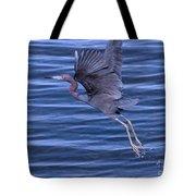 Little Blue Air Tote Bag