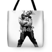Little Buckaroo Tote Bag