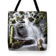 Little Cascade In Marlay Park Dublin Tote Bag