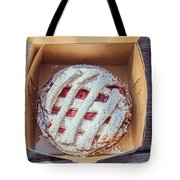 Little Cherry Pie Tote Bag
