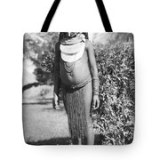 Little Chimbu Girl Papua New Guinea Tote Bag