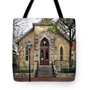 Little Church At La Villita  Tote Bag