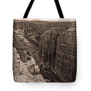 Little Colorado River Overlook Tote Bag