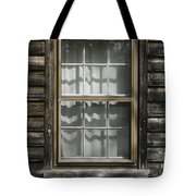 Little Cottage Window Tote Bag