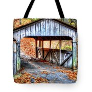 Little Covered Bridge II Tote Bag