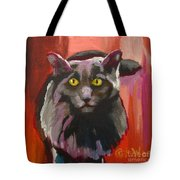 Little Darling Knows Tote Bag