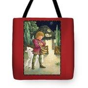 Little Drummer Boy Tote Bag