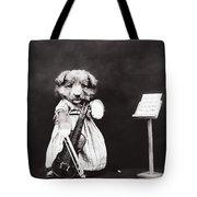 Little Fiddler Tote Bag