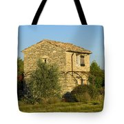 Little French Farmhouse Tote Bag