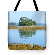 Little French Island In Maine Tote Bag