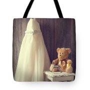 Little Girls Bedroom Tote Bag