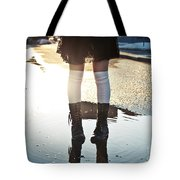 Little Glimpse Of Spring Tote Bag