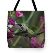 Little Happy Wings  Tote Bag