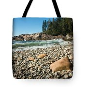 Little Hunter's Beach  0009 Tote Bag