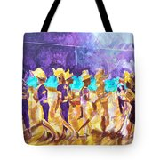 Little League Victory - Game End Tote Bag