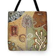 Little Life Tote Bag by Sergey Khreschatov