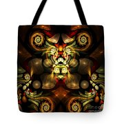 Little Lion - If You're Watching From A Distance Tote Bag